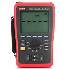 <b>UNI</b>-<b>T UT620A Digital Micro</b> Ohm Meter for sale online   eBay