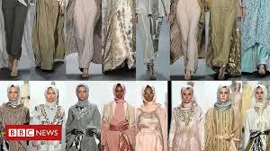 The moment hijabs dazzled the <b>New</b> York <b>Fashion</b> Week catwalk ...