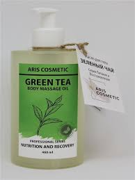 <b>Массажное масло</b> (Massage <b>Body</b> Oil) Зеленый чай Aris Cosmetic ...