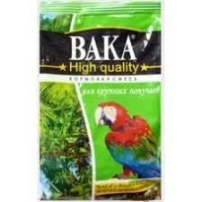 Корм <b>Вака High Quality</b> 500,0 д/крупных попугаев
