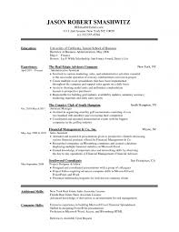 examples of resumes format for resume good example examples of resumes resume example sample resume in ms word format for 79