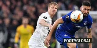 Chelsea vs Eintracht Frankfurt Highlights   1 - 1 [Pen: 4 - 3 ...