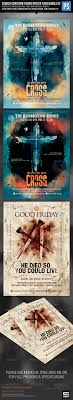 christian flyers graphics graphiclib church christian themed poster flyer bundle 2