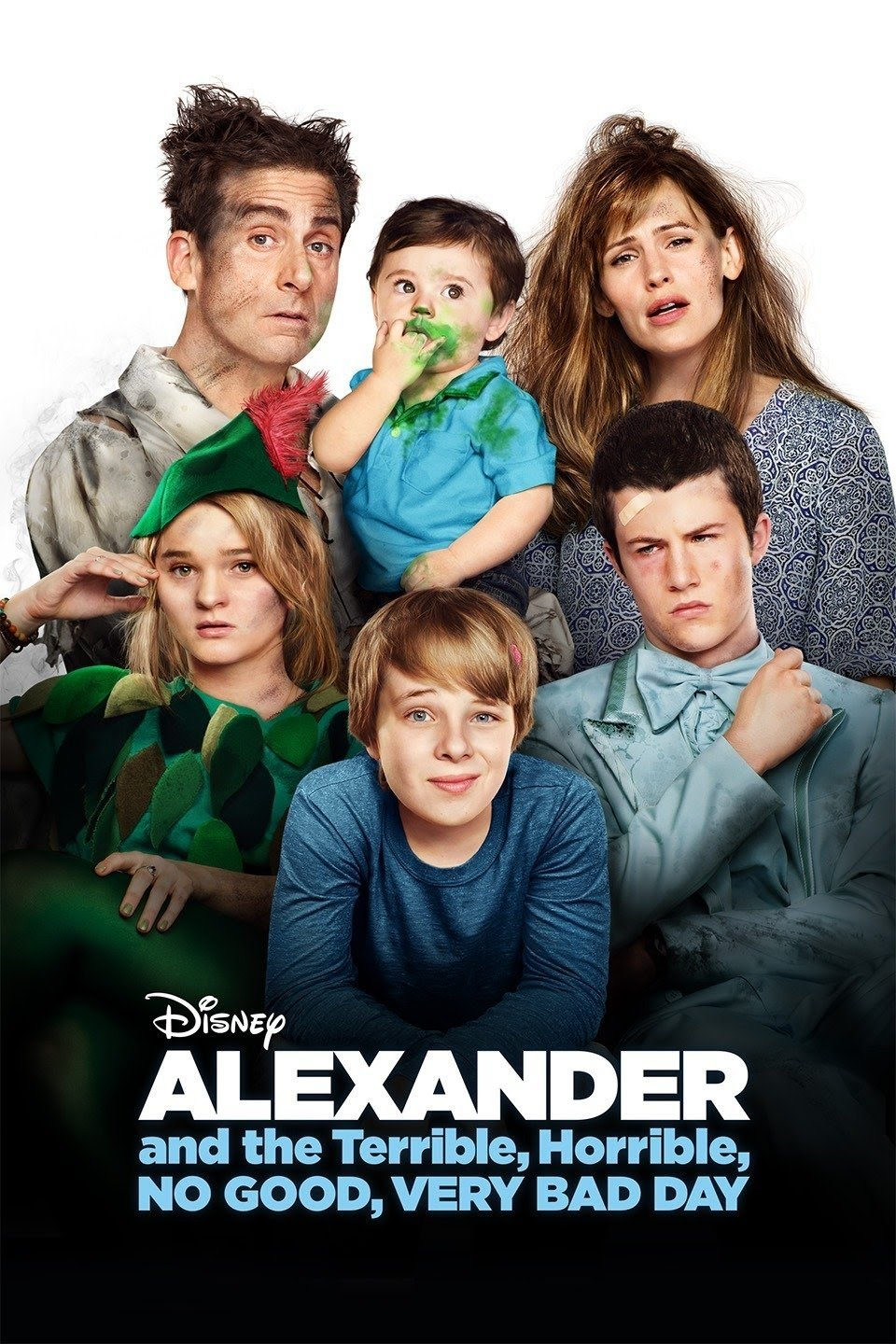 Download Alexander and the Terrible, Horrible, No Good, Very Bad Day (2014) {English With Subtitles} BluRay 480p | 720p