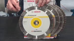 <b>Алмазные диски Bosch</b> - YouTube