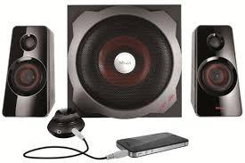 <b>Trust GXT 38 2.1</b> Subwoofer Speaker Set - Coolblue - Before 23:59 ...