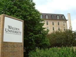 Walden University   Online Doctor of Health Administration