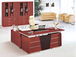 desk awesome computer with wheels secretary contemporary l shape design mahogany metal chair set more pedestals amazing executive modern secretary office desk