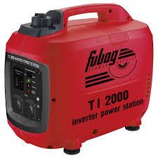 <b>Fubag TI 2000</b> - бензогенератор инверторный 2,0 кВт 230В