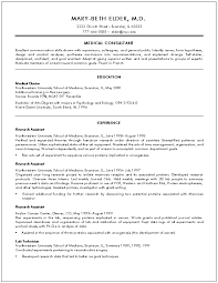 Cv Examples Physician Physician Cv Sample Resumes Resume For Doctors soymujer co