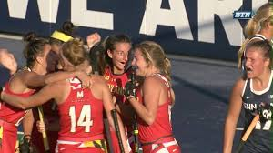 Maryland at Penn State - Field Hockey Highlights - YouTube