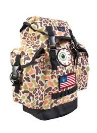 <b>Keep Watch</b> Patterson Rucksack (Thawed Earth) | <b>Mishka</b> NYC