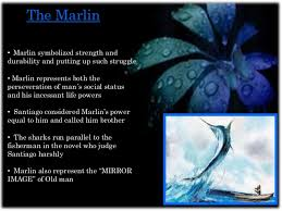 symbolism in  quot the old man and the sea quot the