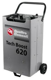 Пуско-зарядное <b>устройство QUATTRO ELEMENTI Tech</b> Boost 620