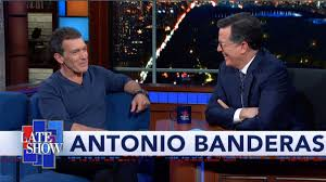 <b>Antonio Banderas</b>: Your Heart Is A Warehouse For Feelings - YouTube