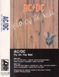 <b>AC</b>/<b>DC</b> - <b>Fly On</b> The Wall (Cassette) | Discogs