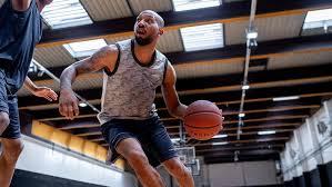 Основные позиции игроков в <b>баскетбольной</b> команде