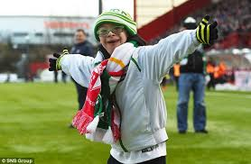 Celtic youngster with Down's Syndrome is nominated for SPFL Goal ... via Relatably.com