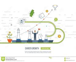 career growth selecting candidates financial strategy concept career growth selecting candidates financial strategy concept royalty stock photo