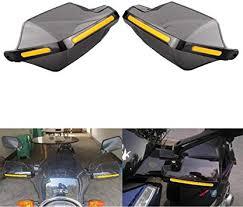 "Hanperal 1Pair <b>Motorcycle Hand Guards</b> 7/8"" <b>Handlebar Handguard</b> ..."