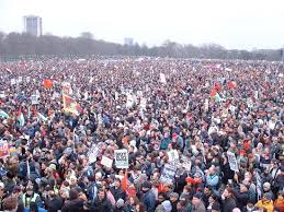 Image result for rioting crowd