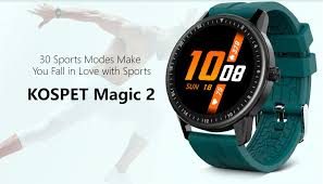 <b>Kospet MAGIC 2</b> Smart Watch Offered for $19.99 (Best Price)