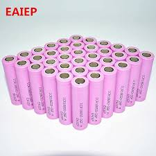<b>EAIEP battery Free</b> shipping Wholesale 100% Authentic ICR18650 ...