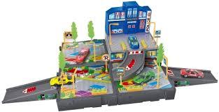Купить детский игровой <b>набор DAVE TOY</b> Полицейский участок с ...