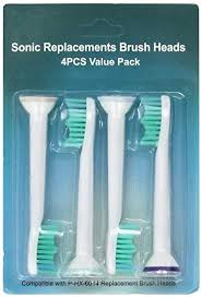 8 PCS Replacement Toothbrush Heads Compatible ... - Amazon.com