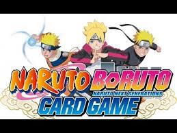 <b>NARUTO</b> BORUTO <b>CARD</b> GAME!? FIRST LOOK Gameplay Video ...