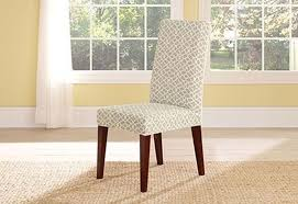 Image Of Dining Chair Slipcovers Plan