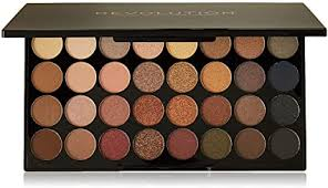 <b>Makeup Revolution</b> Shimmers and Matte Nudes <b>Ultra</b> 32 ...