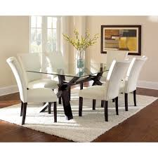 black kitchen dining sets:  dining room large size glass kitchen dining tables wayfair table dining room light fixtures