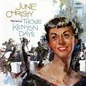 June Christy Recalls Those Kenton Days