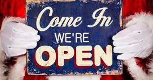 Charleston Restaurants & Bars Open on Christmas and Christmas ...