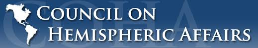Council on Hemisphereic Affairs logo
