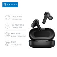 <b>Haylou GT3 TWS</b> Bluetooth Earbuds with in-ear, 28H battery life ...