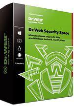 Антивирусы – <b>Dr</b>.<b>Web</b> Security Space/ <b>Продление</b> (5 ПК + 5 моб ...