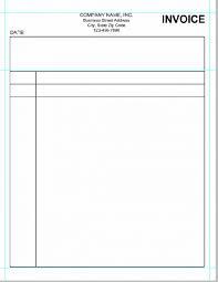 blank service invoice template invoice templates blank invoice printable invoice template
