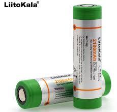 <b>liitokala</b> 5PCS New <b>Original US18650</b> VTC4 30A 2100mAh <b>18650</b> ...