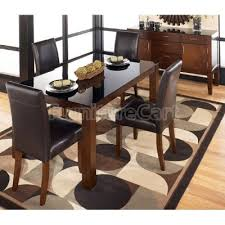 dining room table ashley furniture home: alyn rectangular dining room set signature design ashley contemporary home ashley furniture dining table set