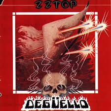 <b>Deguello</b> by <b>ZZ Top</b> on Spotify
