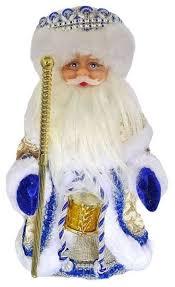 Фигурка <b>Новогодняя Сказка</b> Дед мороз 30 см (972857) — купить ...