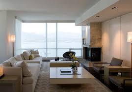 Contemporary Apartment Design Contemporary Apartment Living Room
