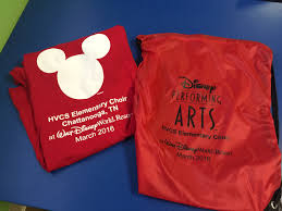 hickory valley christian school choir gets their disney assignment