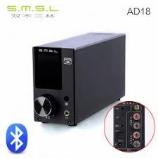 Обзор от аудиофила о ЦАПе <b>SMSL AD18</b> с оптическим входом ...