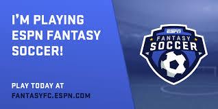ESPN fantasy soccer