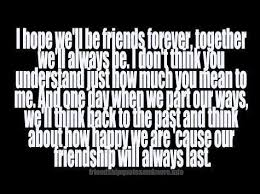 best friends forever quotes - Google Search | going away ... via Relatably.com