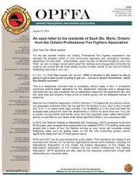 ottawa professional fire fighters association ottawa share