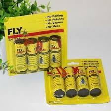 16 <b>Rolls 4 Packs</b> sticky fly trap glue <b>insect bug</b> catcher paper ribbon ...
